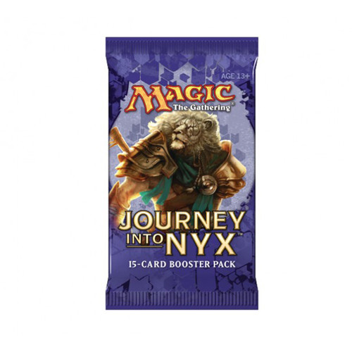 Magic the Gathering: Journey Into Nyx - Booster Pack