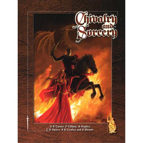 Chivalry & Sorcery 5E RPG