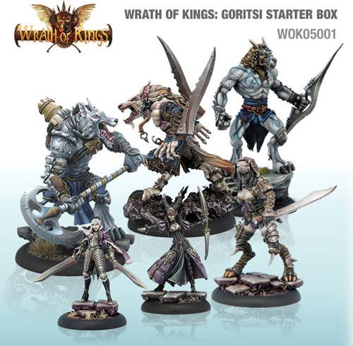 Wrath of Kings: House Goritsi - Starter Box (24)