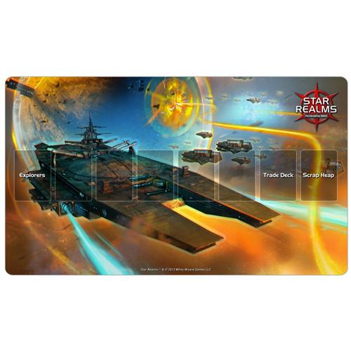 Star Realms: War World Playmat
