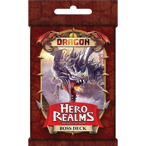 Hero Realms: The Dragon Boss Deck