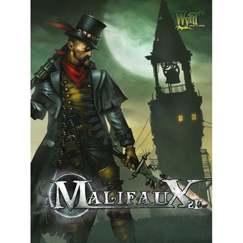 Malifaux 2E Rule Book