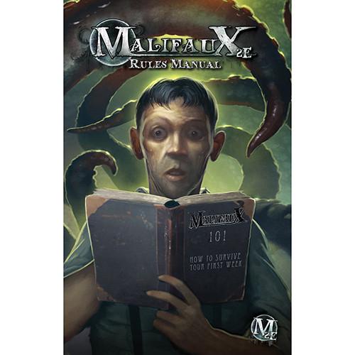 Malifaux 2E: Rules Manual