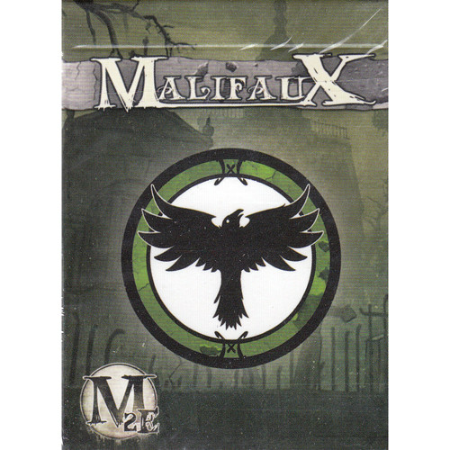 Malifaux 2E: Resurrectionists - Arsenal Deck (Wave 2)