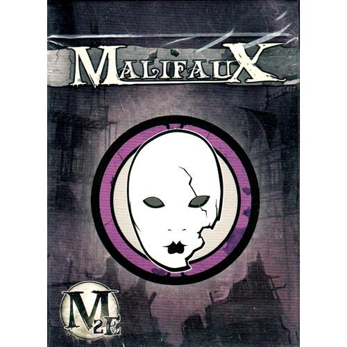 Malifaux 2E: Neverborn - Arsenal Deck (Wave 2)