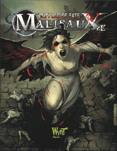 Malifaux 2E: Ripples of Fate Rule Book
