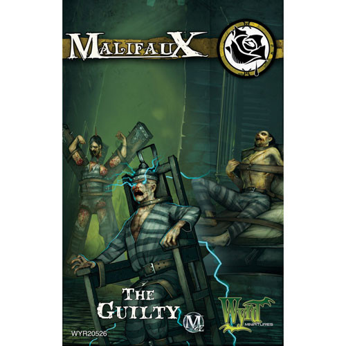 Malifaux 2E: Outcasts - The Guilty (3)