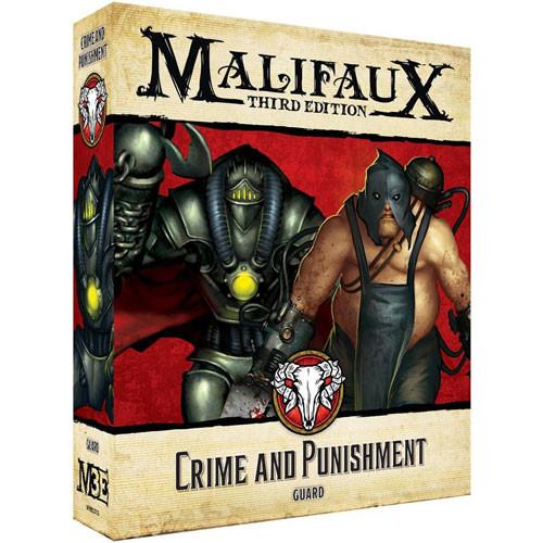 Malifaux 3E: Guild - Crime & Punishment