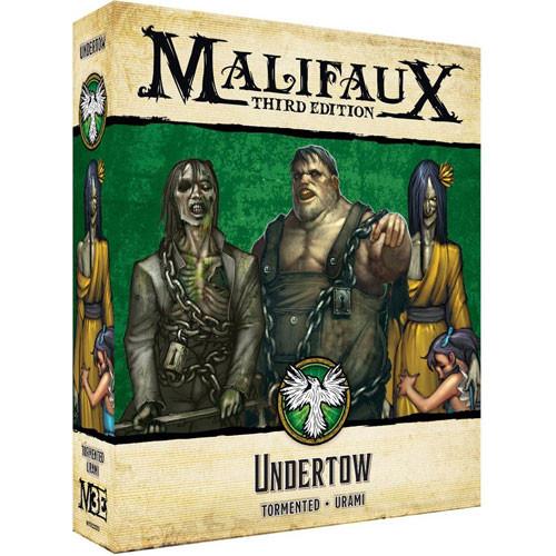 Malifaux 3E: Resurrectionists - Undertow