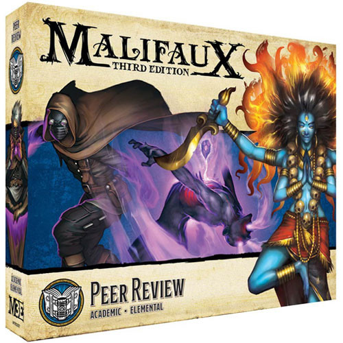 Malifaux 3E: Arcanists - Peer Review