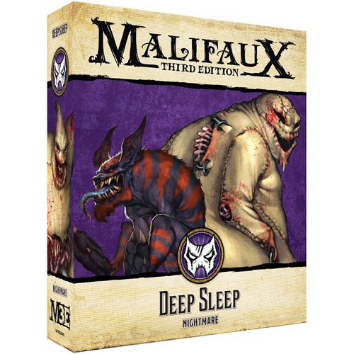 Malifaux 3E: Neverborn - Deep Sleep