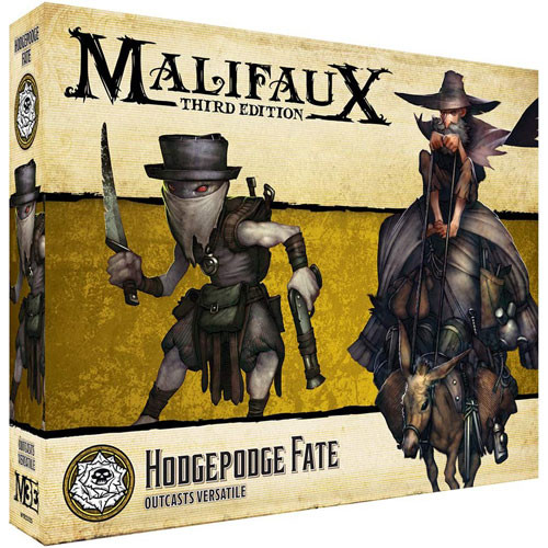 Malifaux 3E: Outcasts - Hodgepodge Fate | Table Top