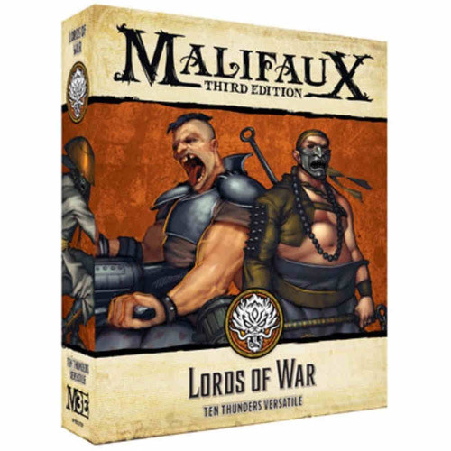 Malifaux 3E: Ten Thunders - Lords of War