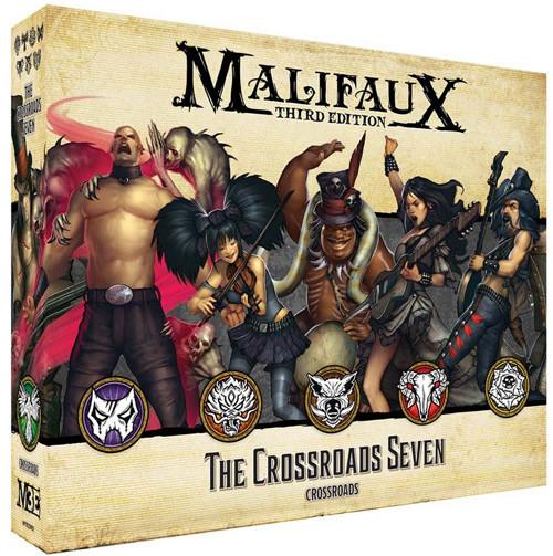 Malifaux 3E: The Crossroads Seven
