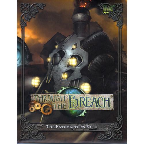 Through the Breach RPG: The Fatemaster's Kit
