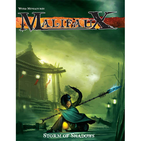 Malifaux Storm of Shadows