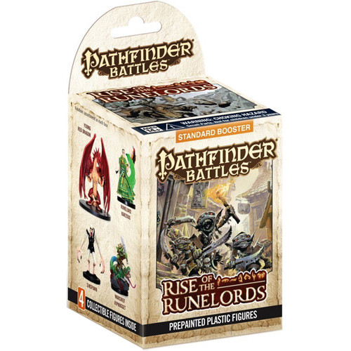 Pathfinder Battles: Rise of the Runelords - Booster Pack