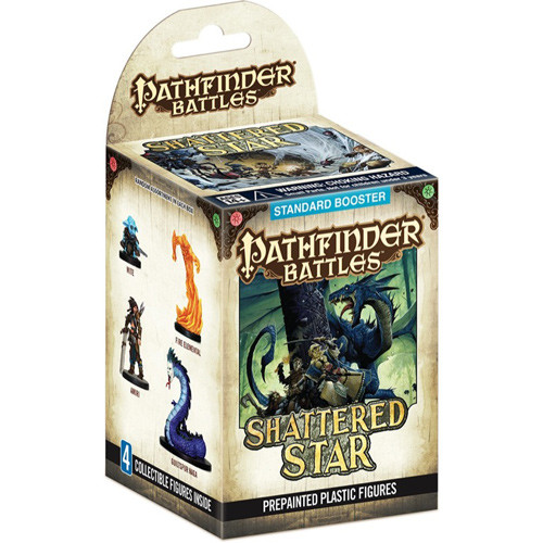 Pathfinder Battles: Shattered Star - Booster Pack