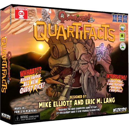 Quarriors! Quartifacts Expansion