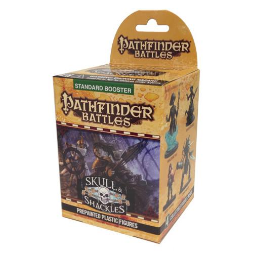 Pathfinder Battles: Skull & Shackles - Booster Pack