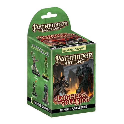 Pathfinder Battles: Legends of Golarion - Booster Pack