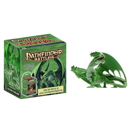 Pathfinder Battles: Legends of Golarion - Green Dragon (Promo)