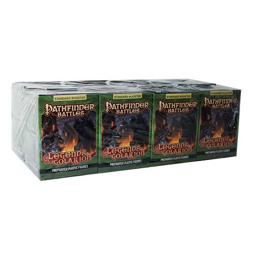 Pathfinder Battles: Legends of Golarion - Booster Brick (8)