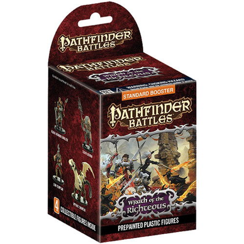 Pathfinder Battles: Wrath of the Righteous - Booster Pack