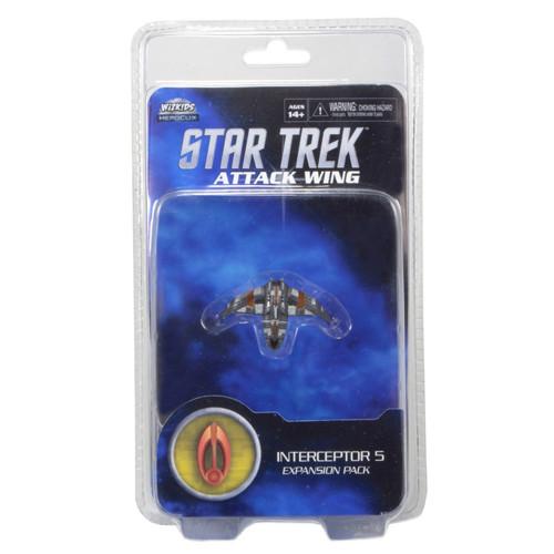 Star Trek: Attack Wing - Bajoran Interceptor 5 Expansion Pack