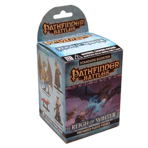 Pathfinder Battles: Reign of Winter - Booster Pack