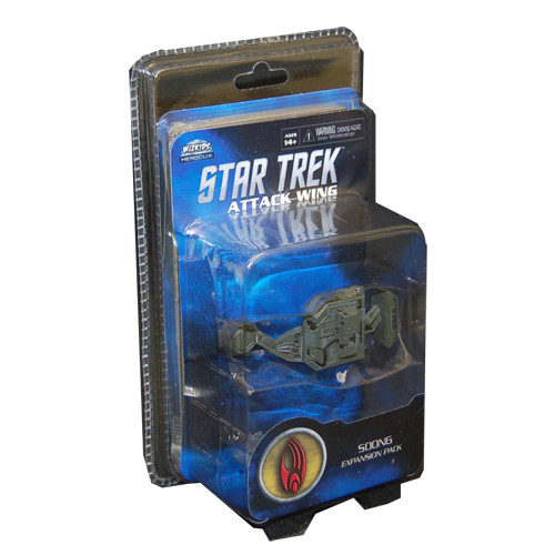 Star Trek: Attack Wing - Borg: Soong Expansion Pack