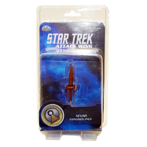 Star Trek: Attack Wing - Vulcan Ni'Var Expansion Pack