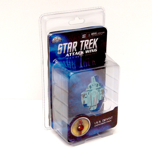 Star Trek: Attack Wing Mirror Universe: I.S.S. Defiant Expansion Pack