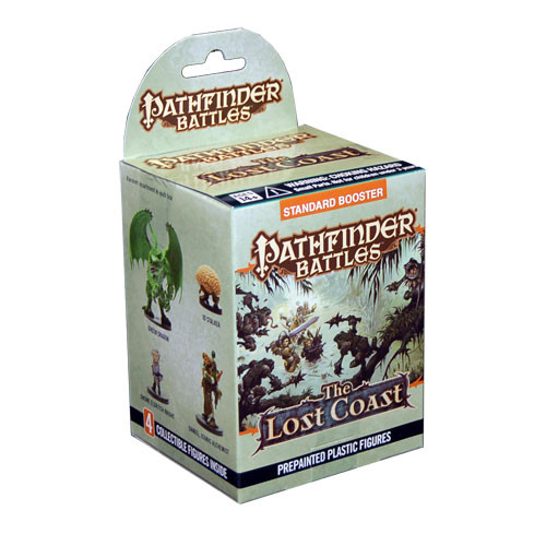 Pathfinder Battles: Lost Coast - Booster Pack