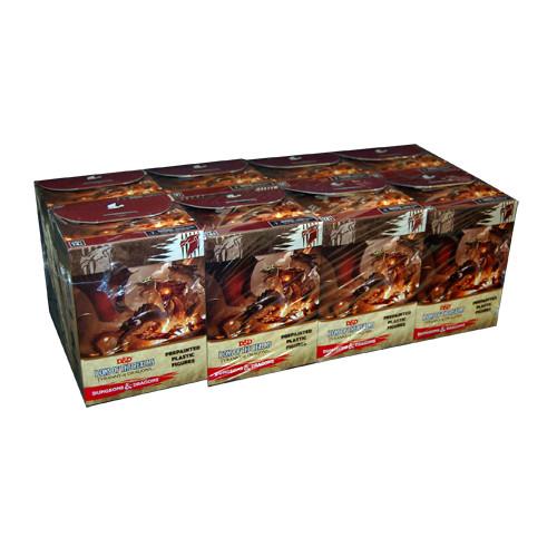 D&D Miniatures: Tyranny of Dragons Booster Brick (8)