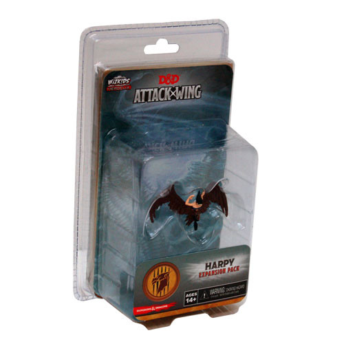 D&D: Attack Wing - Wave Three: Harpy Expansion Pack