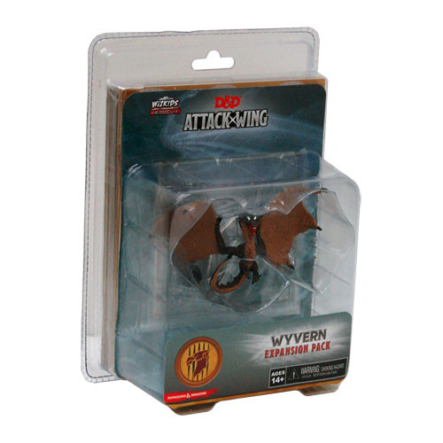 D&D: Attack Wing - Wave Three: Wyvern Expansion Pack
