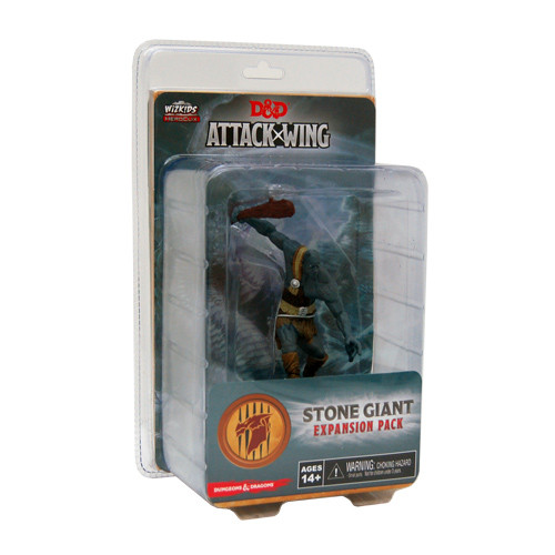 D&D: Attack Wing - Stone Giant Elder Expansion Pack