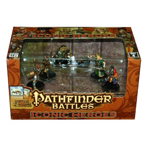 Pathfinder Battles: Iconic Heroes - Box Set 4