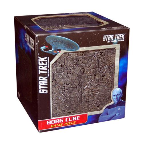 Star Trek: Attack Wing - Borg: Oversized Borg Cube Expansion Pack