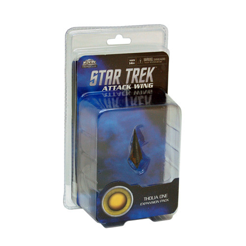 Star Trek: Attack Wing - Independent: Tholia One Expansion Pack