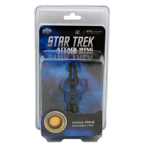 Star Trek Attack Wing: Kyana Prime Expansion Pack