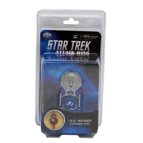 Star Trek Attack Wing: Mirror Universe - I.S.S Avenger Expansion Pack