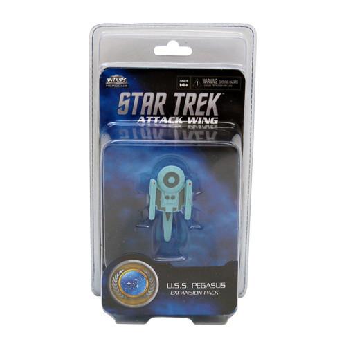 Star Trek: Attack Wing - Federation: U.S.S Pegasus Expansion Pack