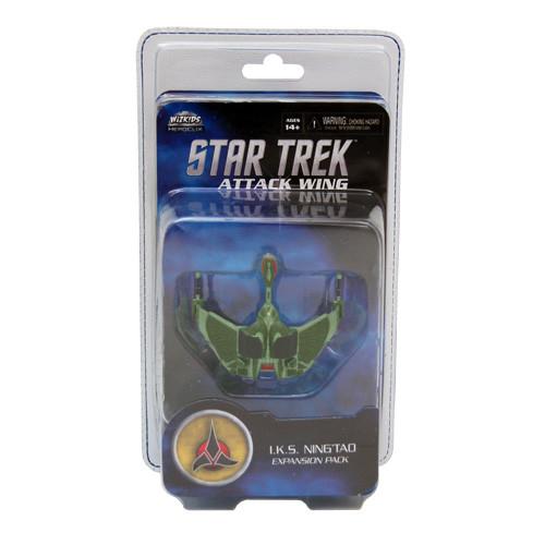 Star Trek: Attack Wing - Klingon: I.K.S. Ning'Tao Expansion Pack