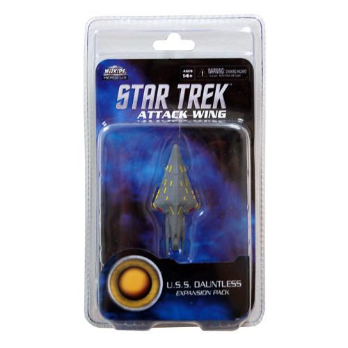 Star Trek Attack Wing: Independent - U.S.S Dauntless Expansion Pack