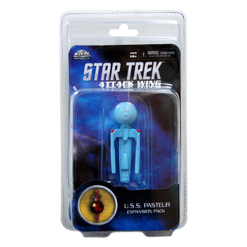 Star Trek Attack Wing: Mirror Universe - U.S.S Pasteur Expansion Pack