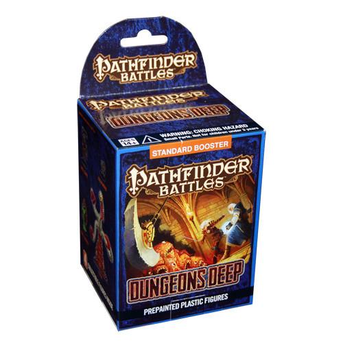 Pathfinder Battles: Dungeons Deep - Booster Pack