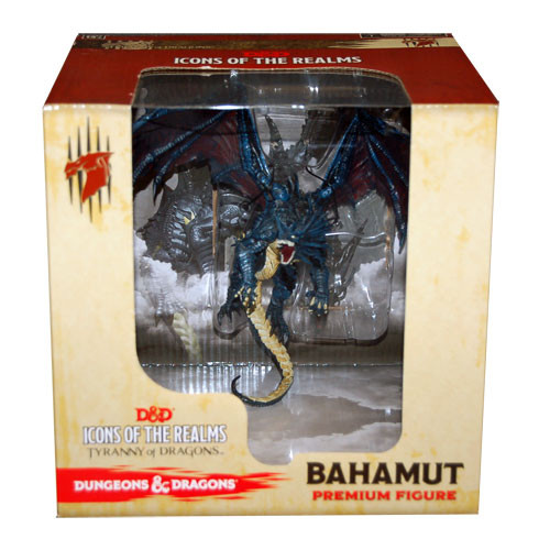 D&D Icons of the Realms Miniatures: Tyranny of Dragons - Bahamut