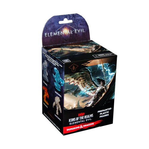 D&D: Elemental Evil - Booster Pack